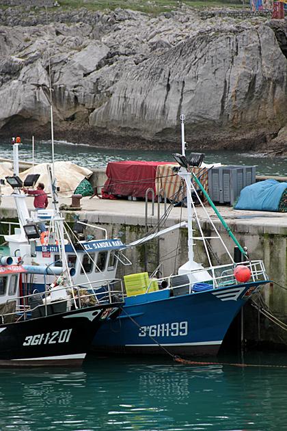 Boats Llanes