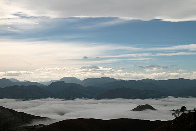 Mountains Asturias