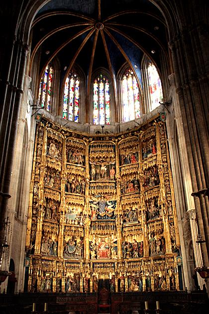 Altar Oviedo