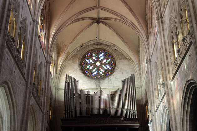 Organ Oviedo