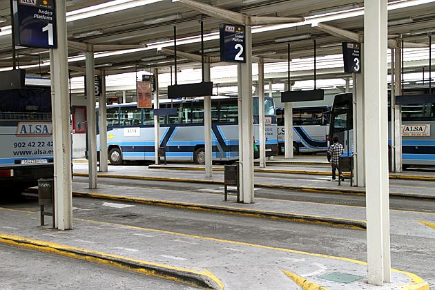 gijon bus station