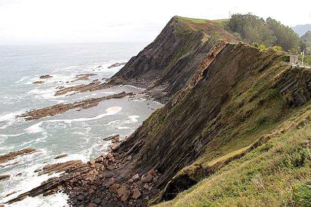 Ribadesella Cliffs