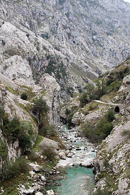 Rio Picos de Europa