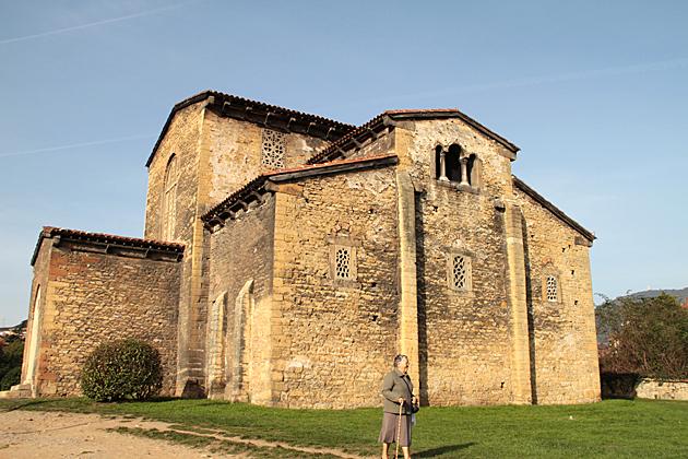 Iglesia El Santullano
