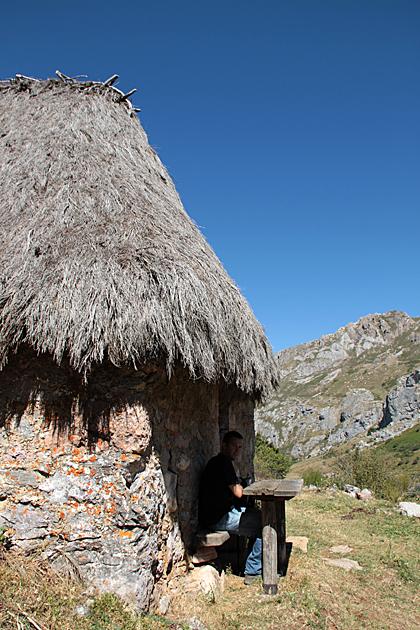 Somiedo Hut