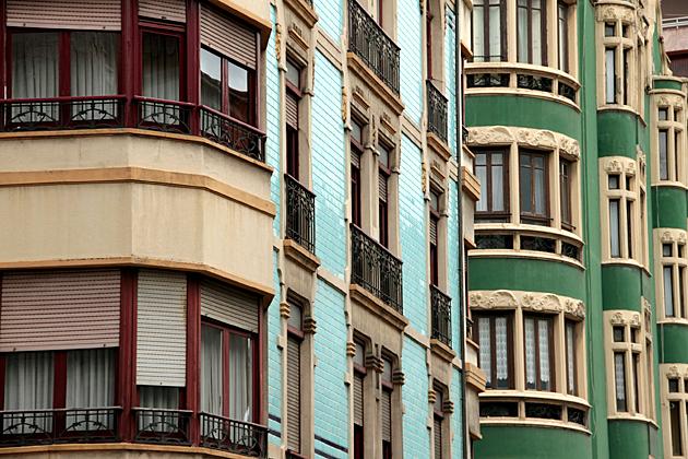 Architecture Gijon