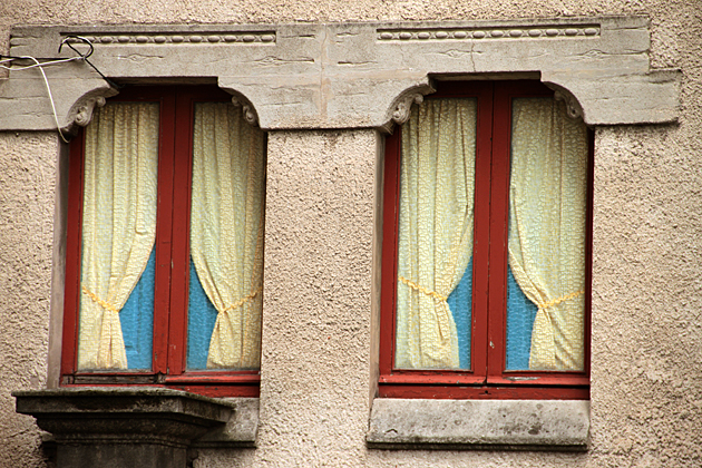 Asturian Curtains