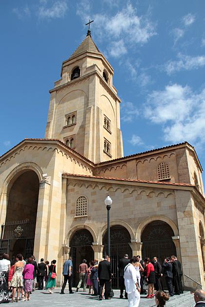 Gijon Cathedral