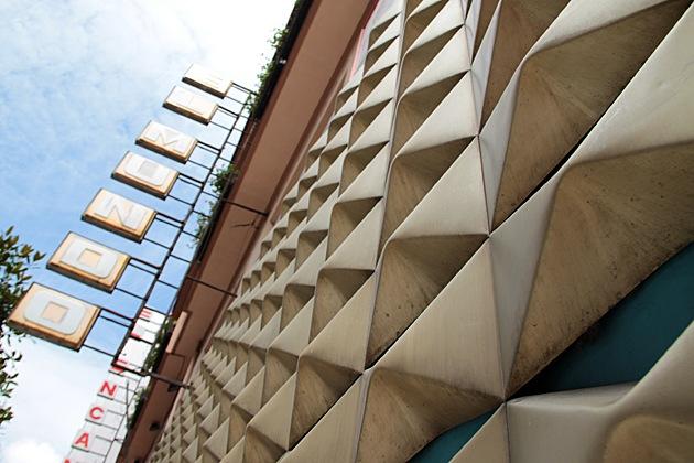 70ies Architecture Oviedo, Spain