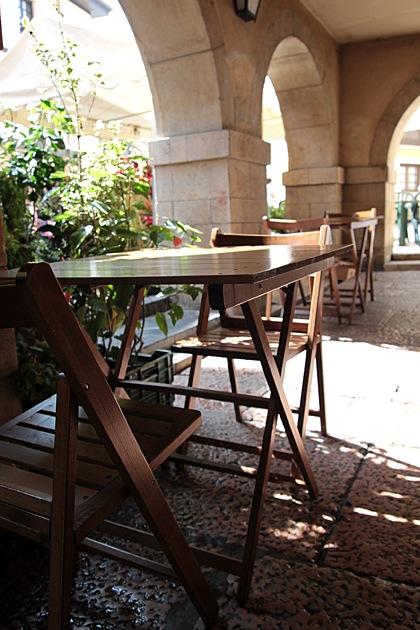 Hidden spot Oviedo