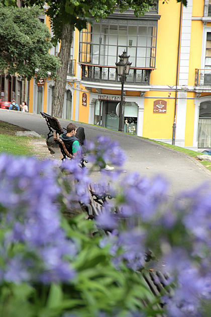 Park del Campillín Oviedo