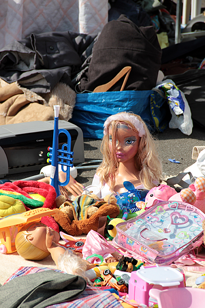 Struppy Doll