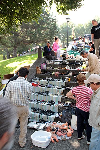 Flea Market Parque del Campillín