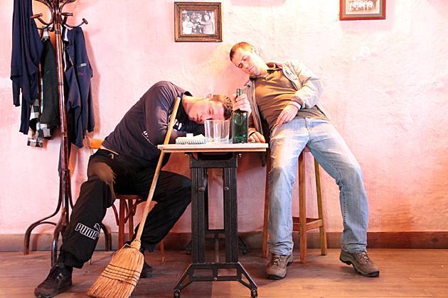 drunk on sidra