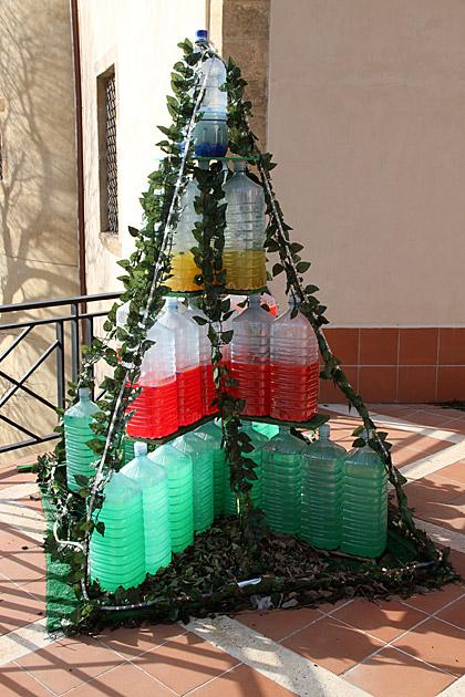 Bizarre Christmas Tree