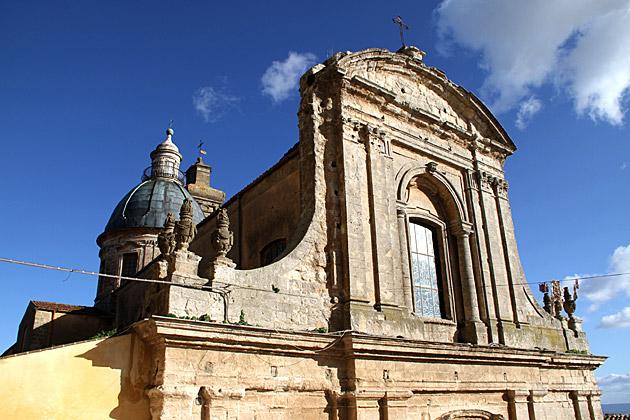 Caltagirone-Church