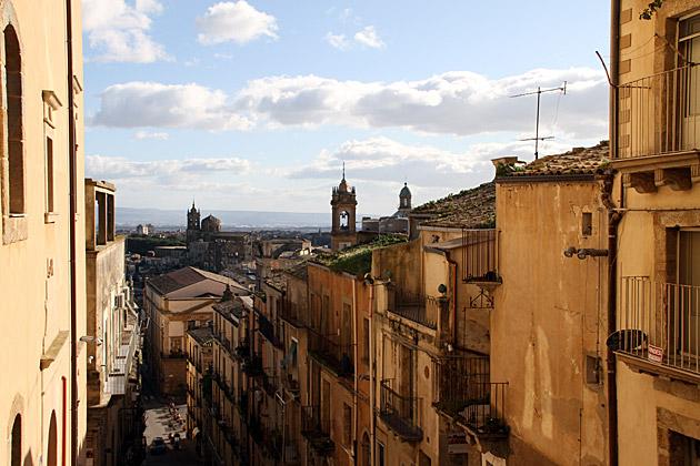 Caltagirone-Sicily