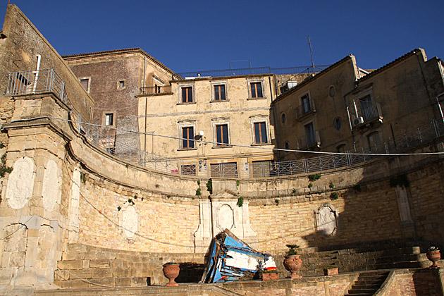Crashed Boat Sicily