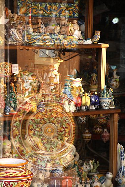 Souvenirs Sicily