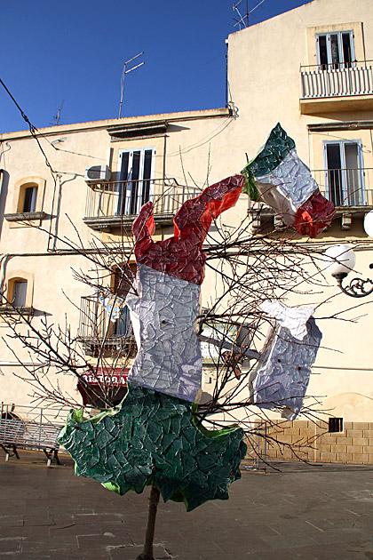 Weird Italy Christmas