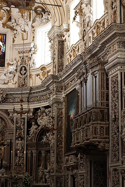 Organ palermo Sicily