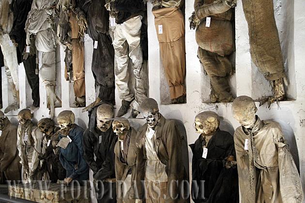 Die Toten Von Palermo