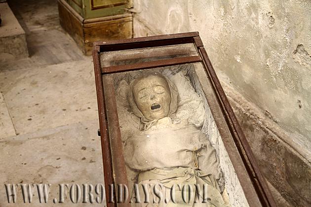 Snow White Coffin