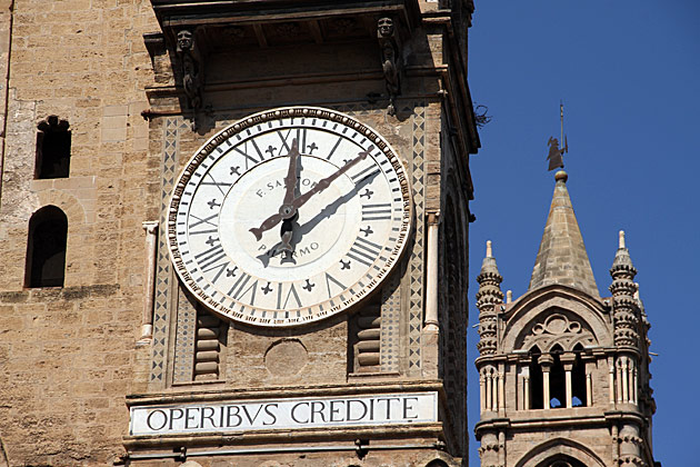 Clock Tower Palermo