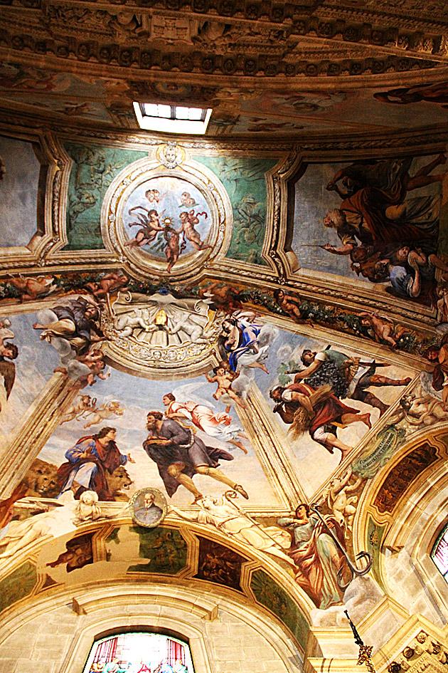 Fresco Painting Syracuse