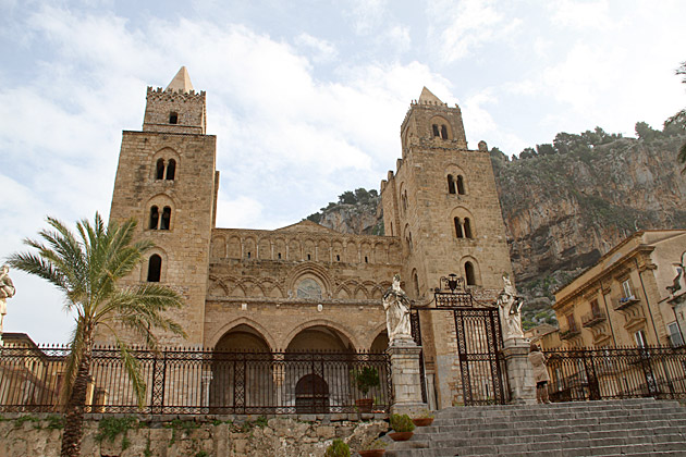 Cathedral Cefalu