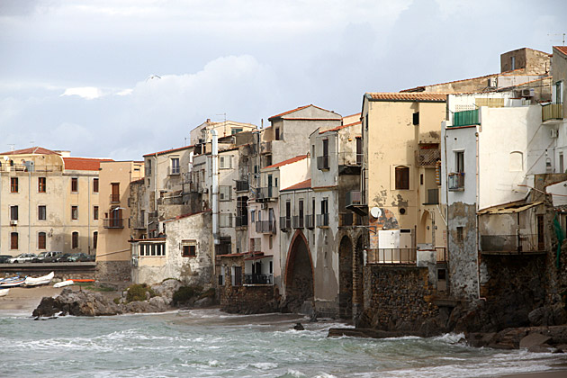 City Wall Cefalu