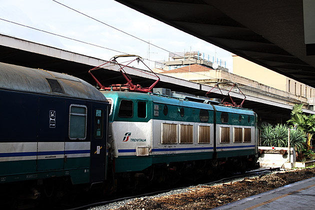 Train Palermo