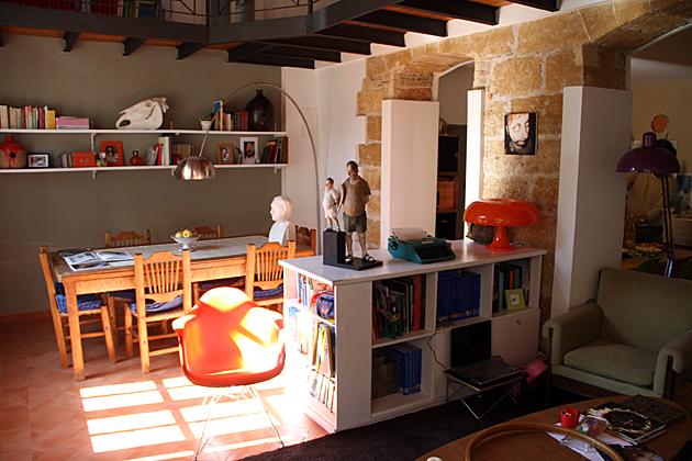 Apartment Of An Artist