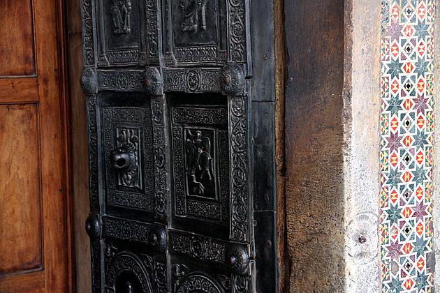 Arabic Door Monreale