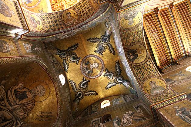 Golden Mosaics