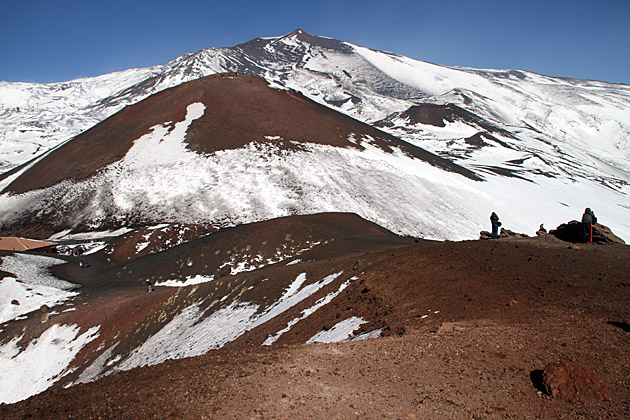 Snow Etna
