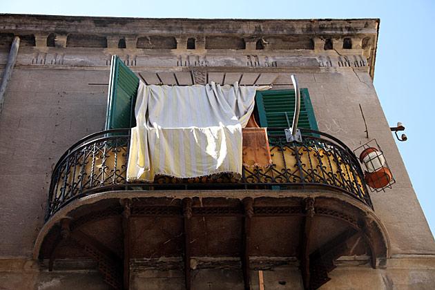 Balcony Palermo