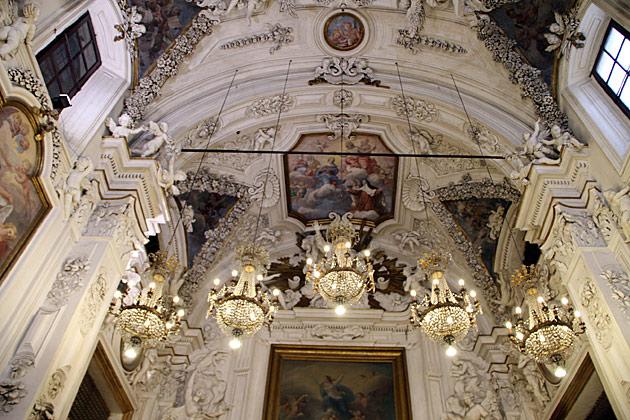 Church Light Palermo