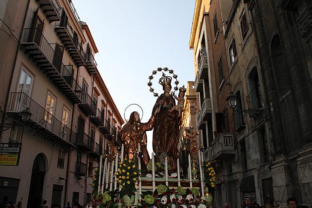 Religions Sicily