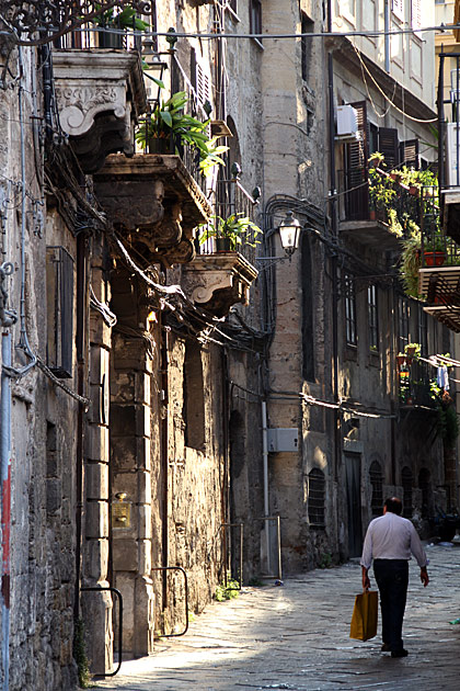 Shopping In Palermo