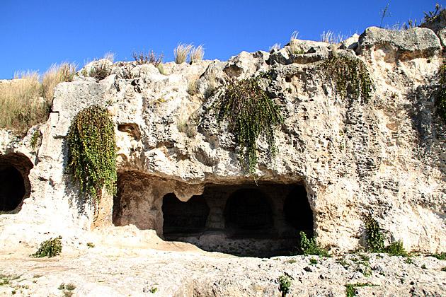 Cave Sicily