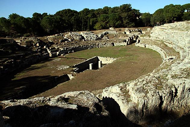 Roman Amphitheater