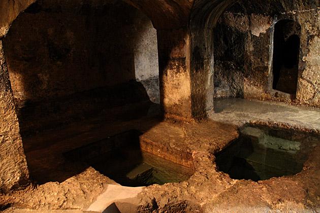 Jewish Bath Sicily