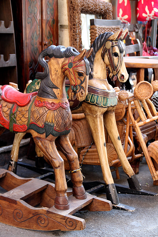 Wooden Horses Sicily