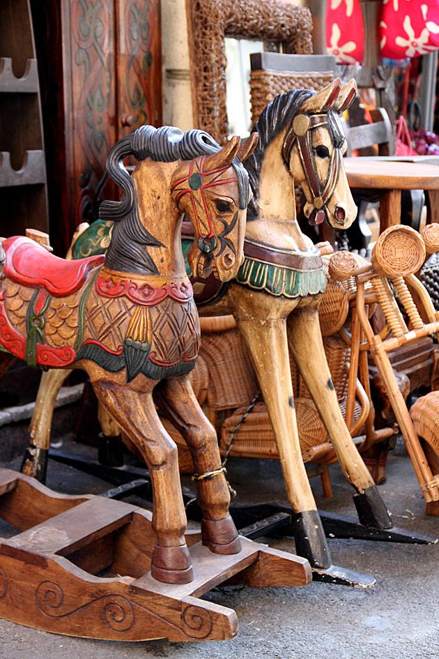 Wooden Horses Sicily