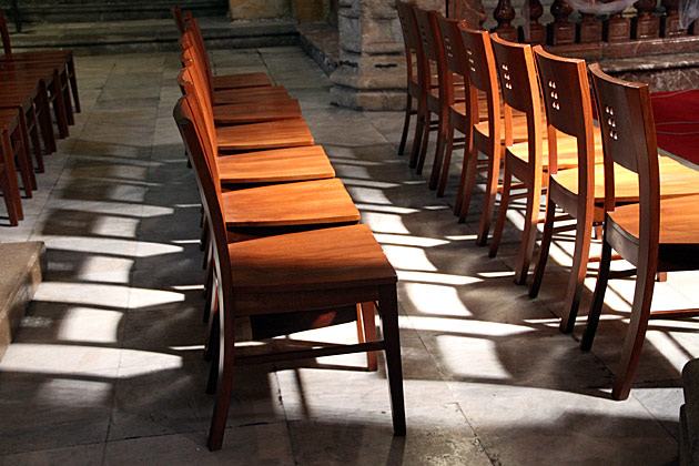 Chruch Seat