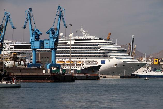 Cruise Ship Palermo