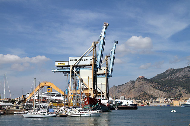 Harbor Palermo
