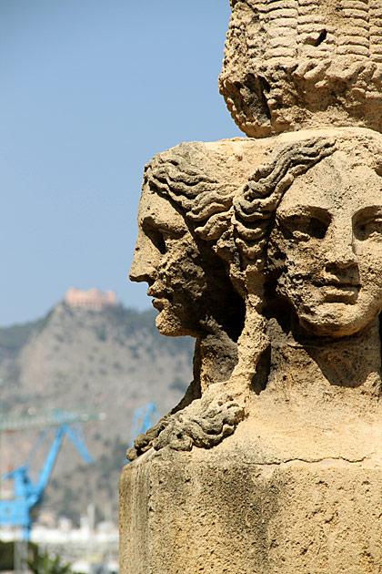 Sicilian Faces