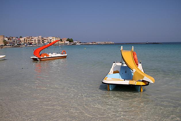 Boat Slides
